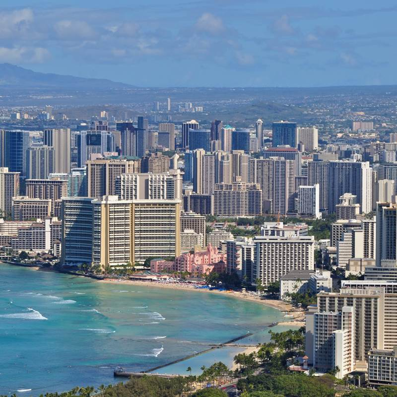 Win a  Trip To The Hawaii Food & Wine Festival In Honolulu, Hawaii!
