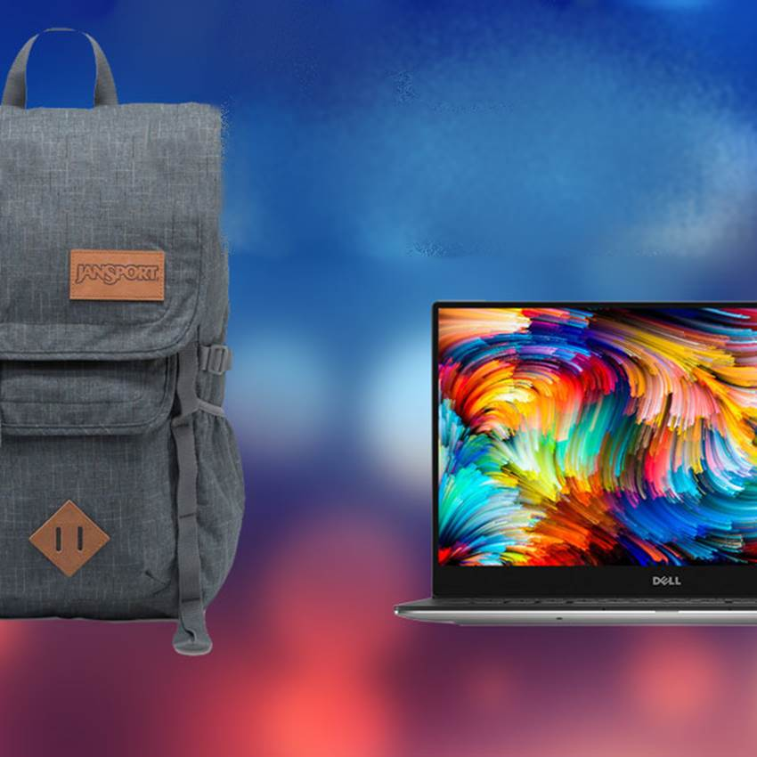 Win A Dell XPS Laptop and a JanSport Hatchet SE Backpack