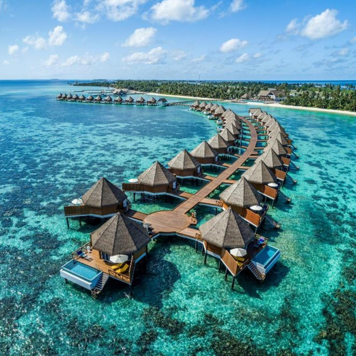Win a Trip for 2 to the Maldives