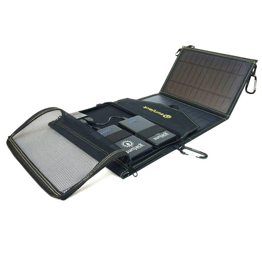 Win a SunJack Solar Charger
