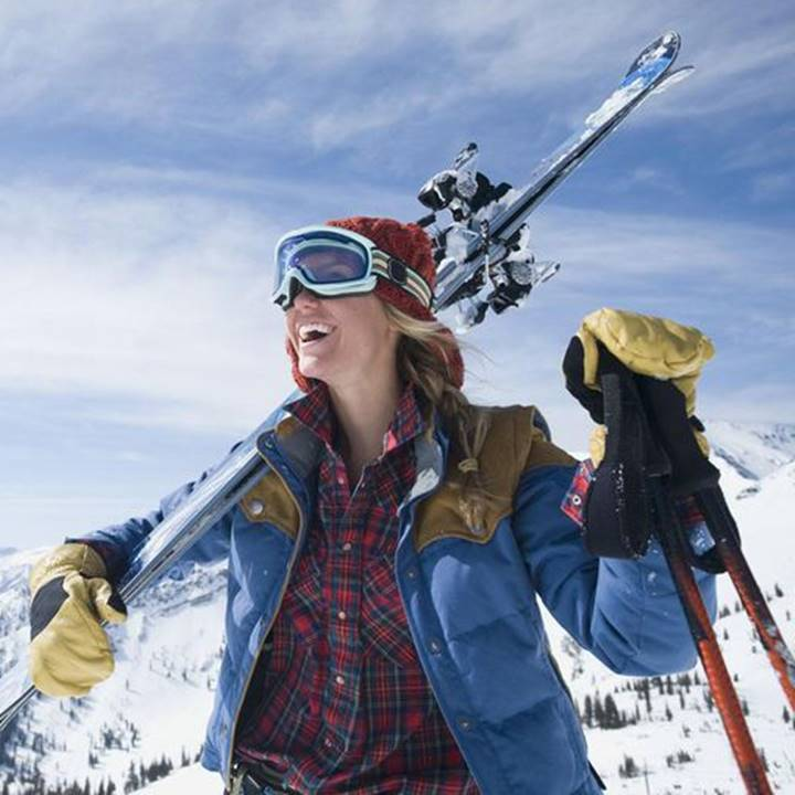 Win a Pair of Skis + Ski Clothing + Ski Gear