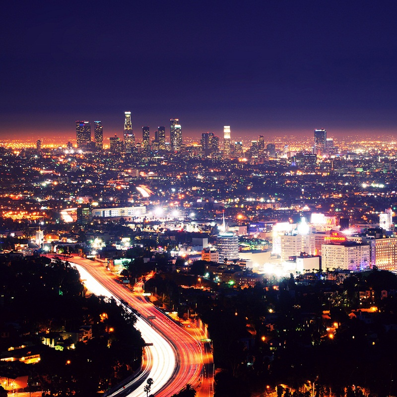 Win a Trip to For Two to L.A
