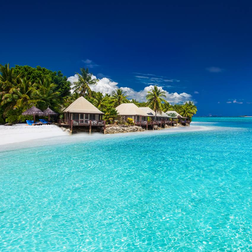 Win a luxurious Holiday in Fiji Island