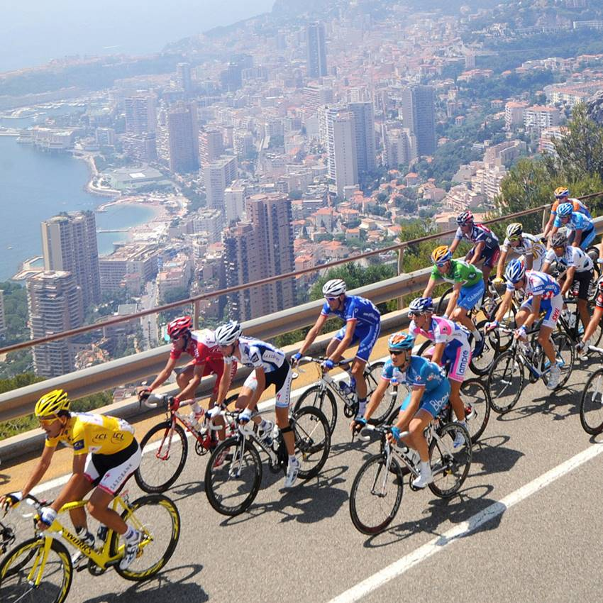 Win The Trip Of A life Time To The Tour de France