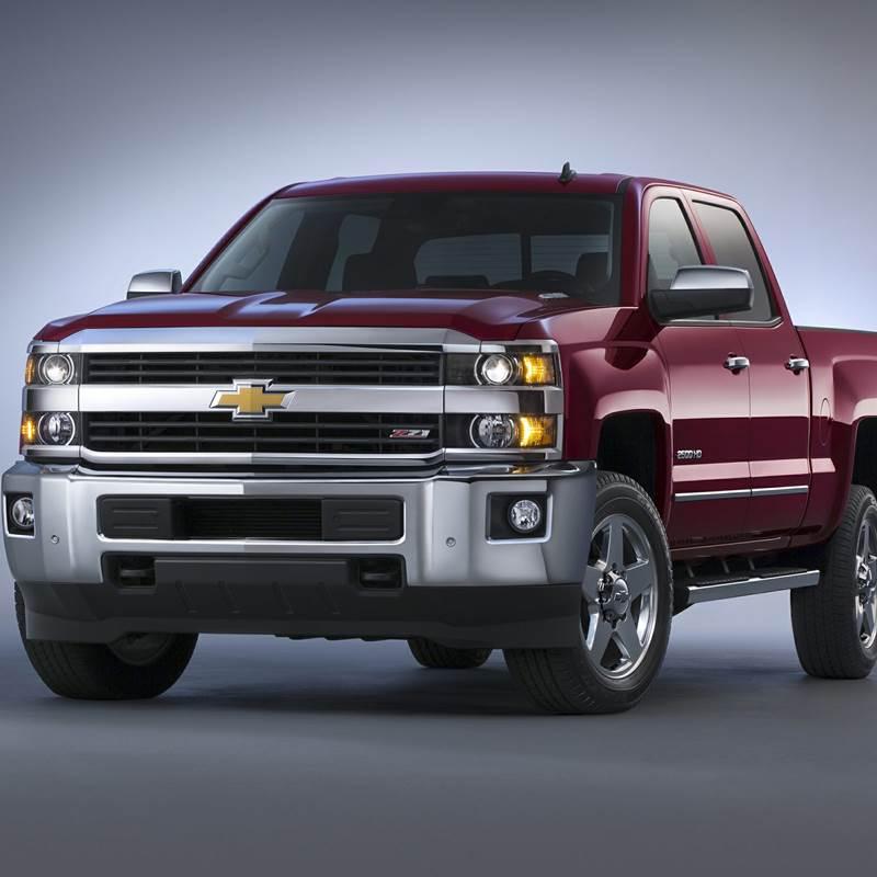 Win a 2018 Chevrolet Silverado