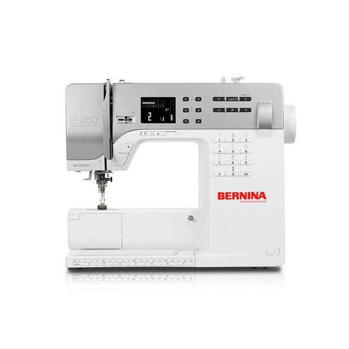 Win a BERNINA 330 sewing machine