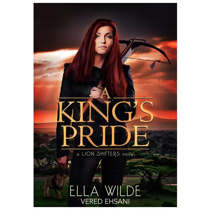 Win a Lion Shifters Book by Ella Wilde