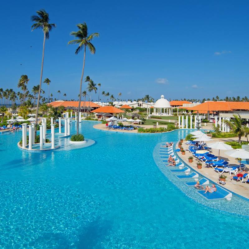 Win a trip to Cancun, Mexico or Punta Cana Dominican Rep.