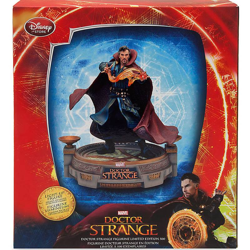 Win a Limited Edition Doctor Strange Statue and more.