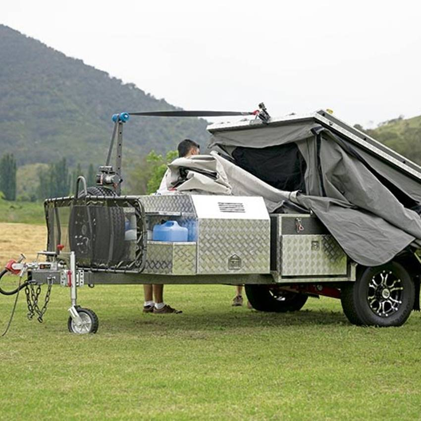 Win A Mars Campers Extreme Hard Floor Deluxe Camper