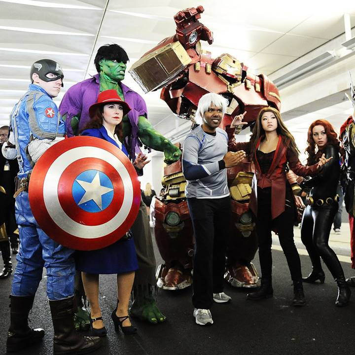 Win a Trip for 2 to NYC Comic Con