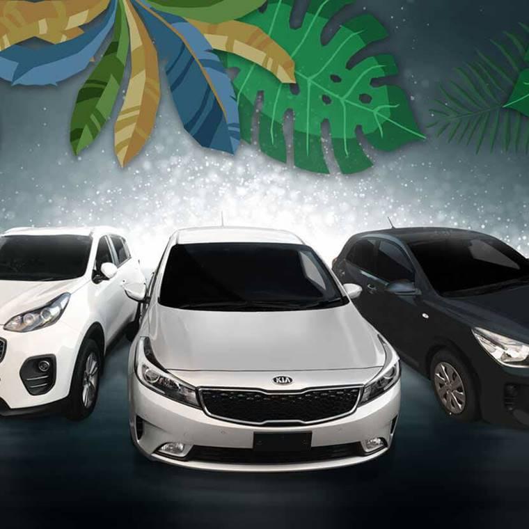 Win A Brand New Kia
