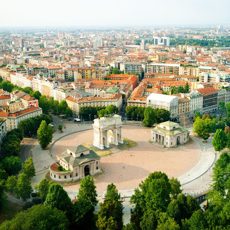 Win a Trips to Milan, Italy