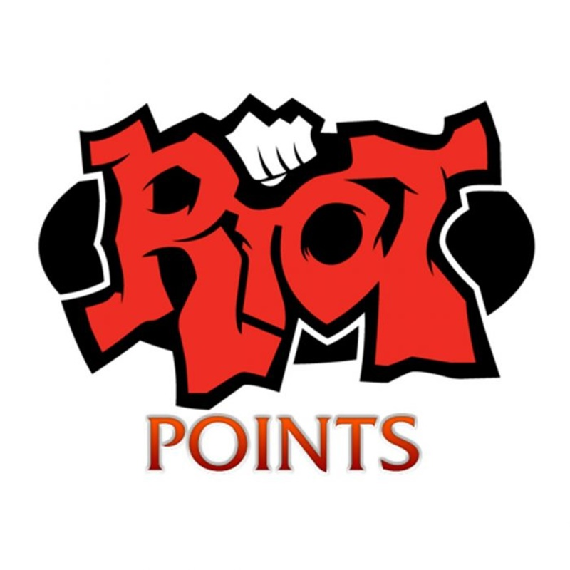 Win a Riot Points Givecard