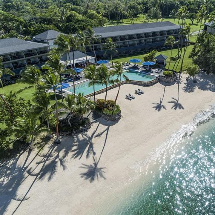 Win a Stay at the 5-star Shangri-La's Fijian Resort & Spa