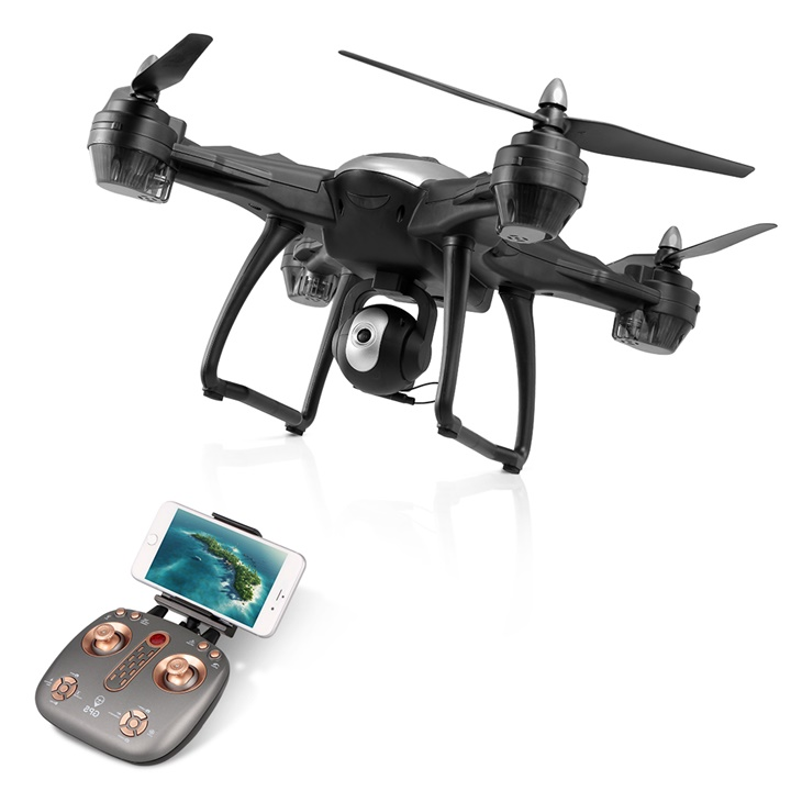 Win a 2 Set GPS Drone With Carrying Case