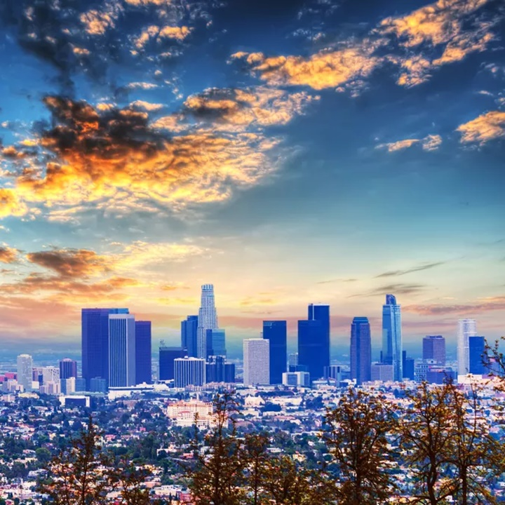 Win a Trip for 2 to Los Angeles