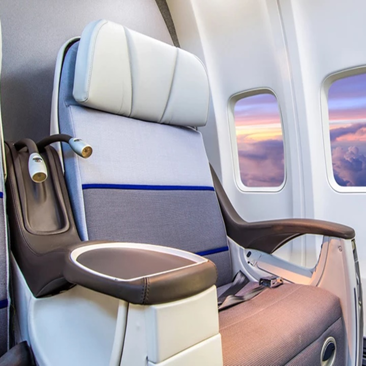 Win a Round-trip First-class Airfare