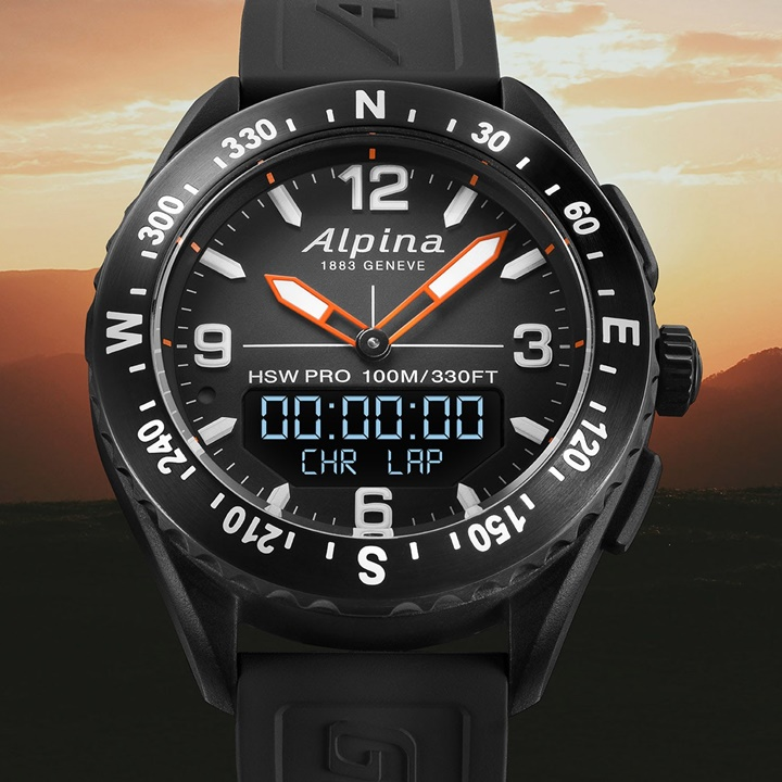 Win a AlpinerX Watch and Trip to Geneva