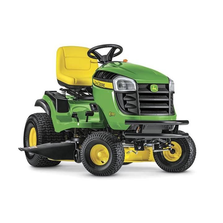 Win a John Deere E130 Lawn Tractor