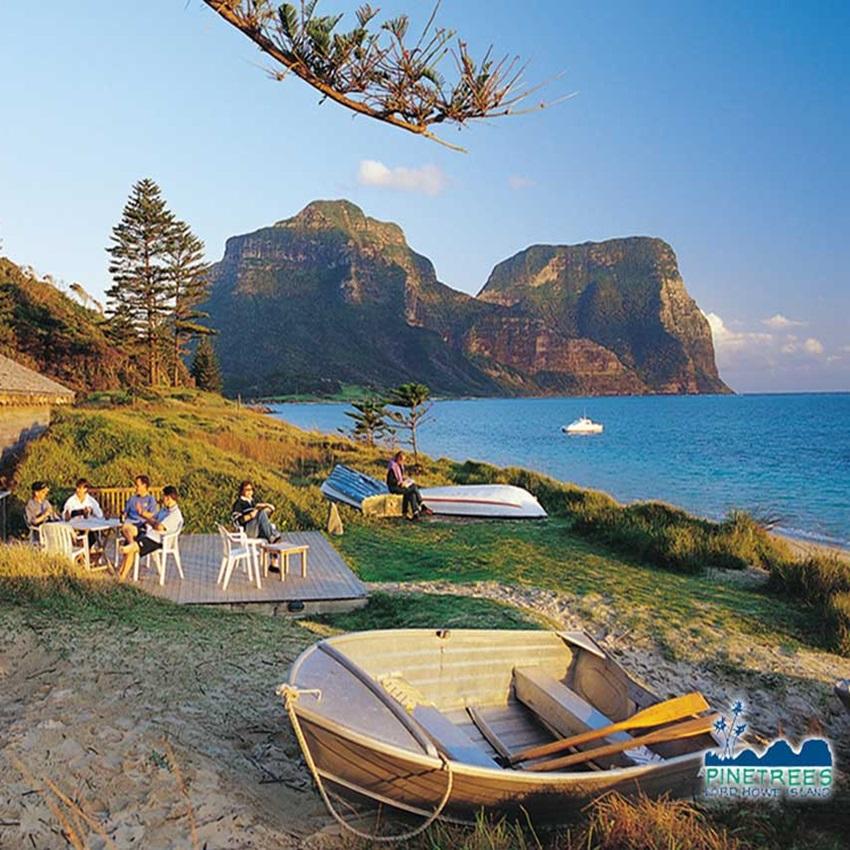 Lord Howe Island Beaches: Win An Australian Adventure To Lord Howe Island