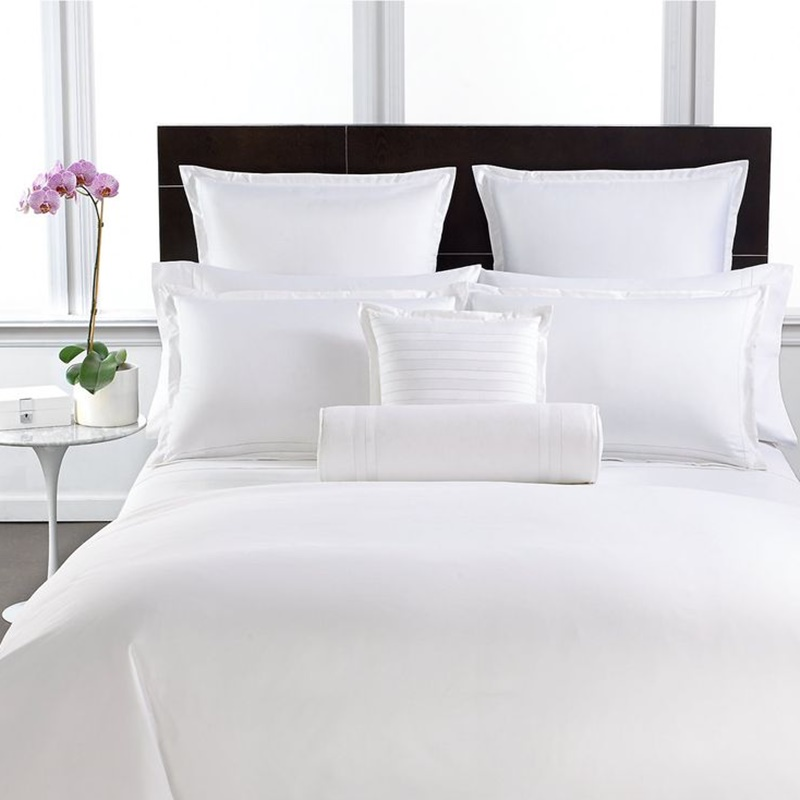 Win a Marriott bedding set or three nights stay