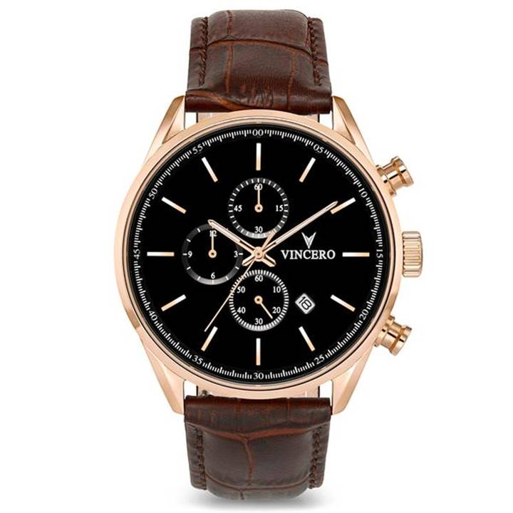Win a Luxury Exclusive 1 Chronograph Wrist Watch