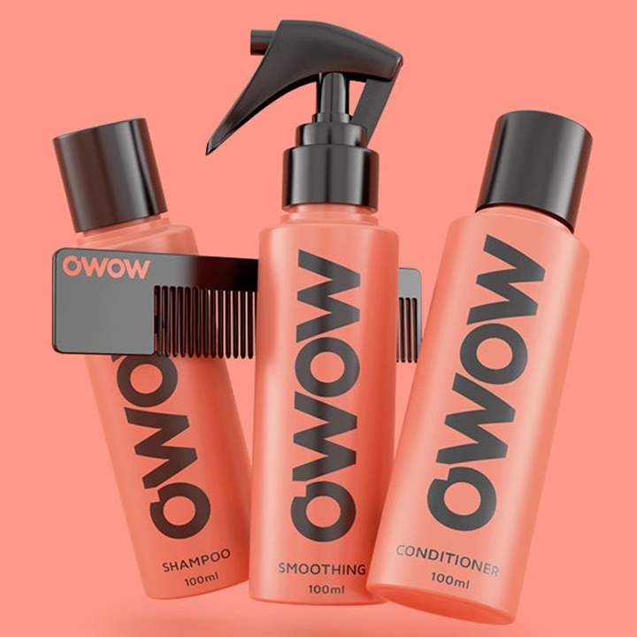 Win a O'Wow Smoothing Hair Kit