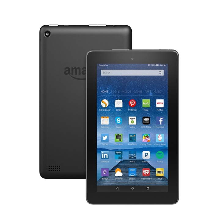 Win a Amazon Fire Tablet 7