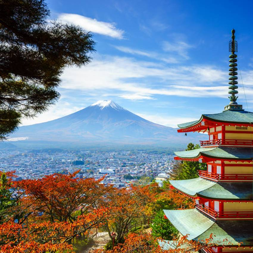 Win An Action-Packed Trip For 2 To Japan