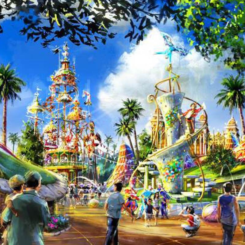 Win a Ultimate Theme Park Vacation 2017