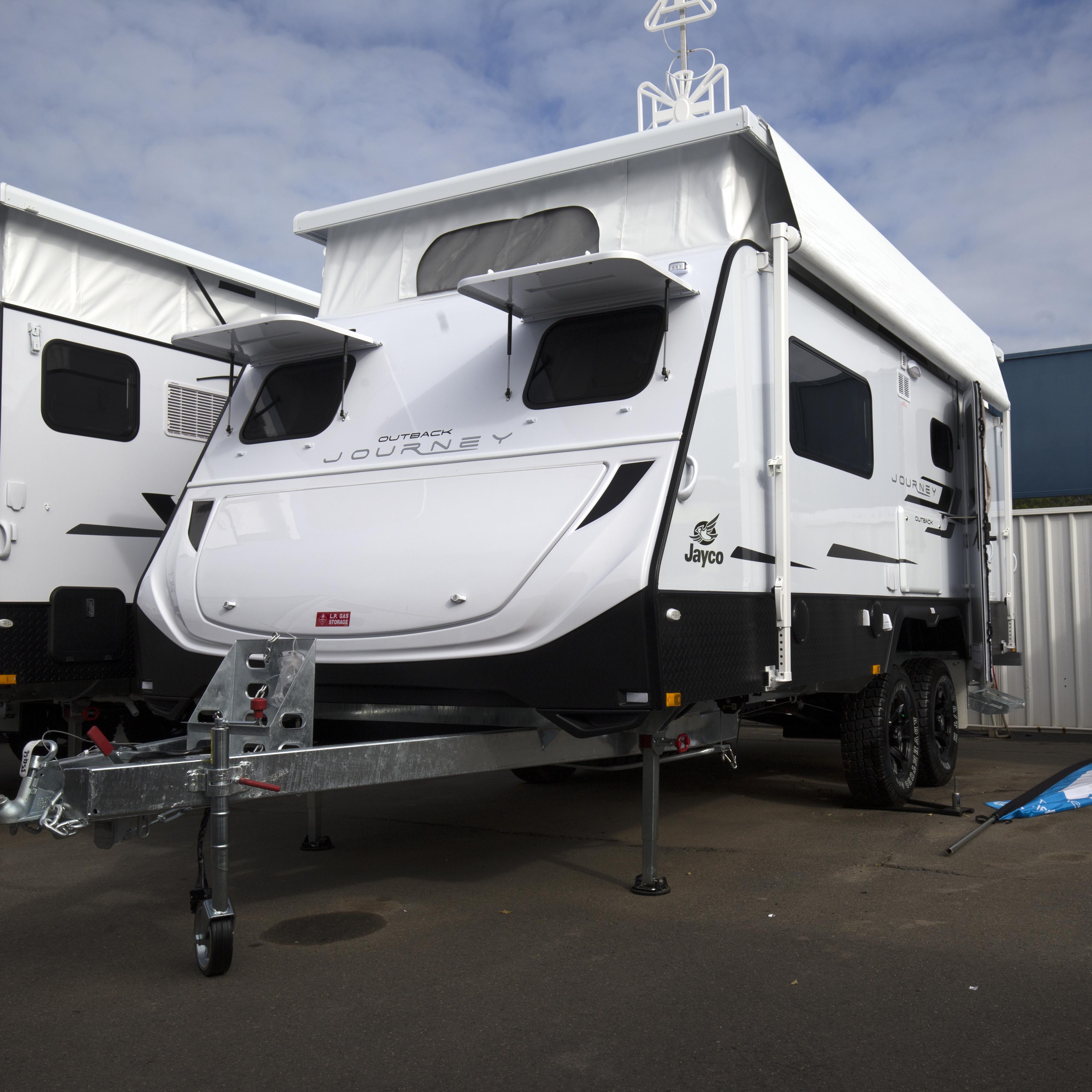 Win a brand new Jayco Caravan!