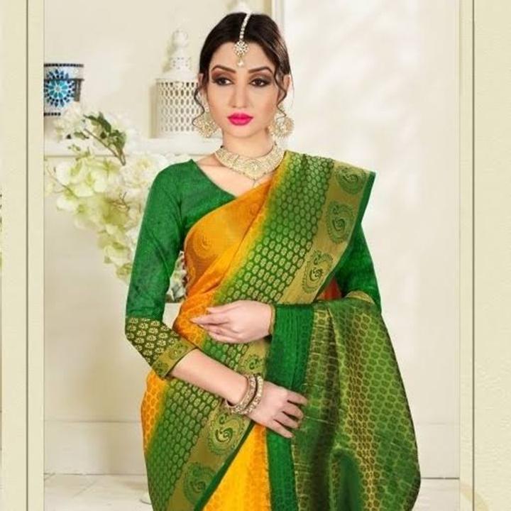 Win a Sari Silk Fabric Subscription