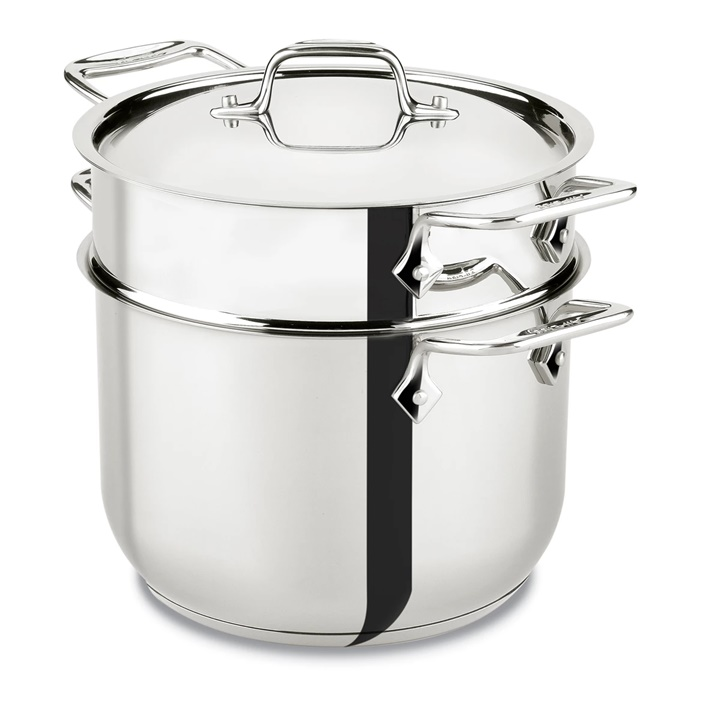 Win a All-Clad 6-Quart Pasta Pot