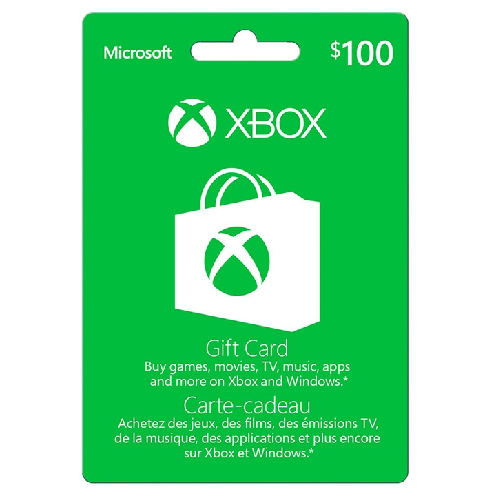 Win a $100 Gift card (XBOX, PS4, SWITCH, PC)