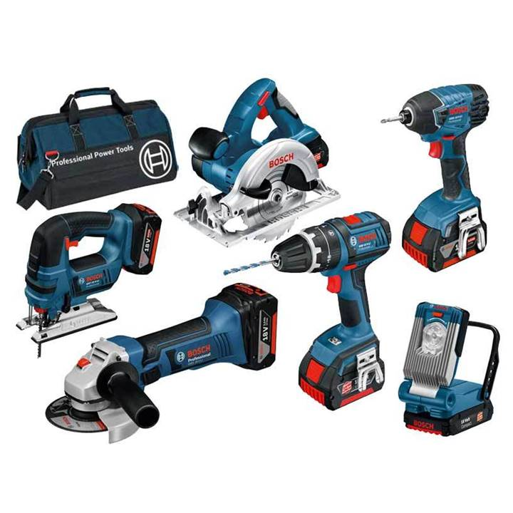 Win a Bosch Tool Prize Packages