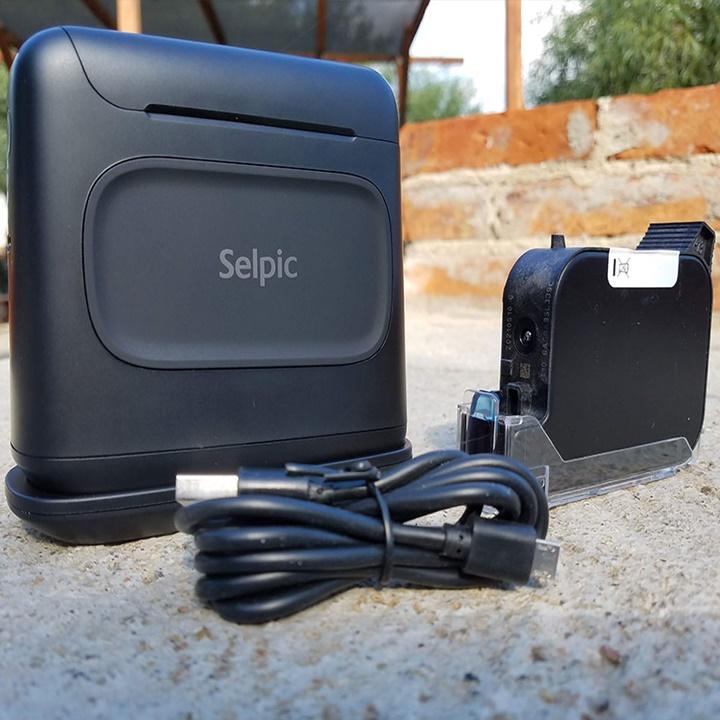 Win a Selpic S1 Portable Printer