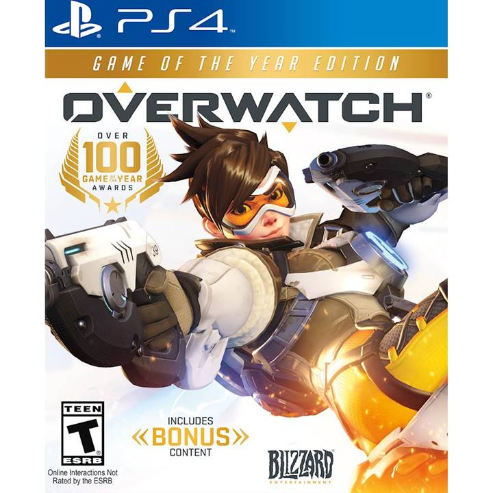 Win a Overwatch (PC) Game Code