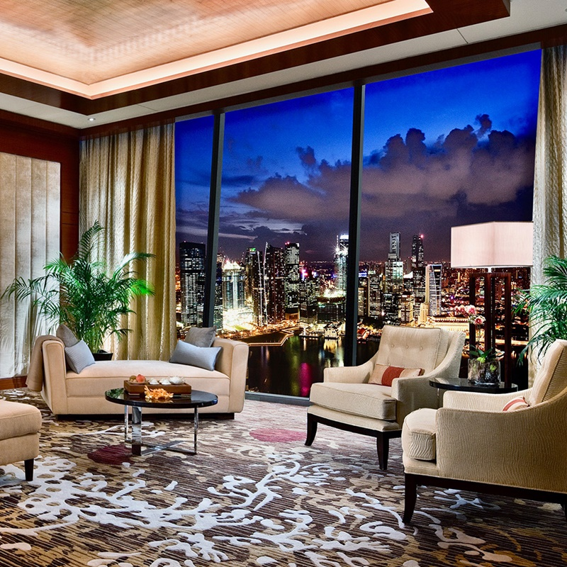Win a 2-night stay in InterContinental Chicago Presidential Suite