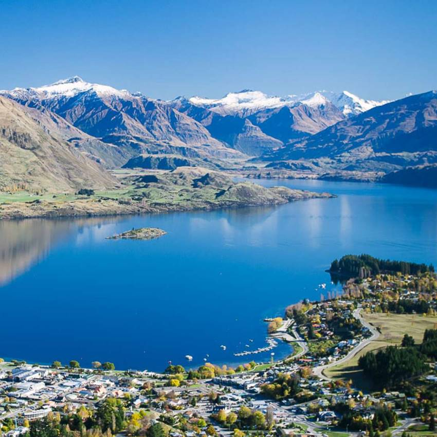 Win a trip to New Zealand