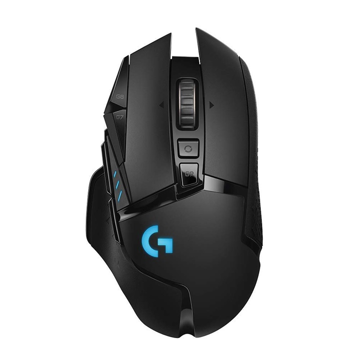 Win a Logitech G502 Lightspeed Wireless Gaming Mouse & HyperX Alloy Elite RGB Keyboard