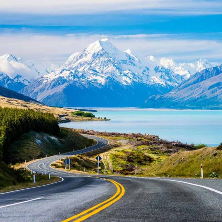 Win An EPIC Adventure In New Zealand!