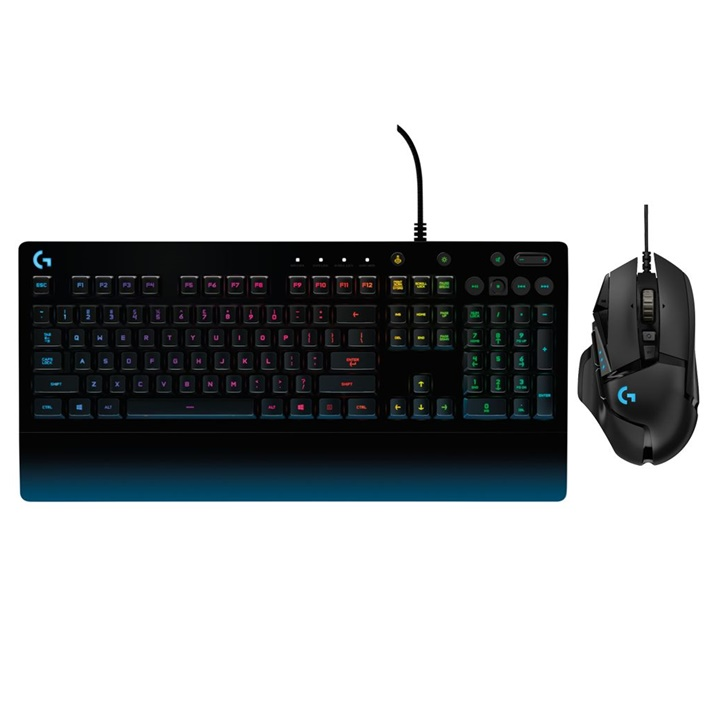 Win a Logitech G Peripherals Bundle and Gift Cards