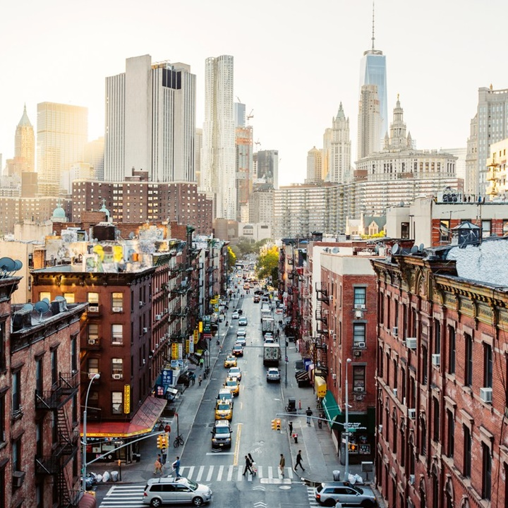 Win a Trip for 2 to New York City