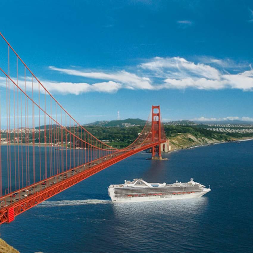 Win A Californian Holiday On Princess Cruises!
