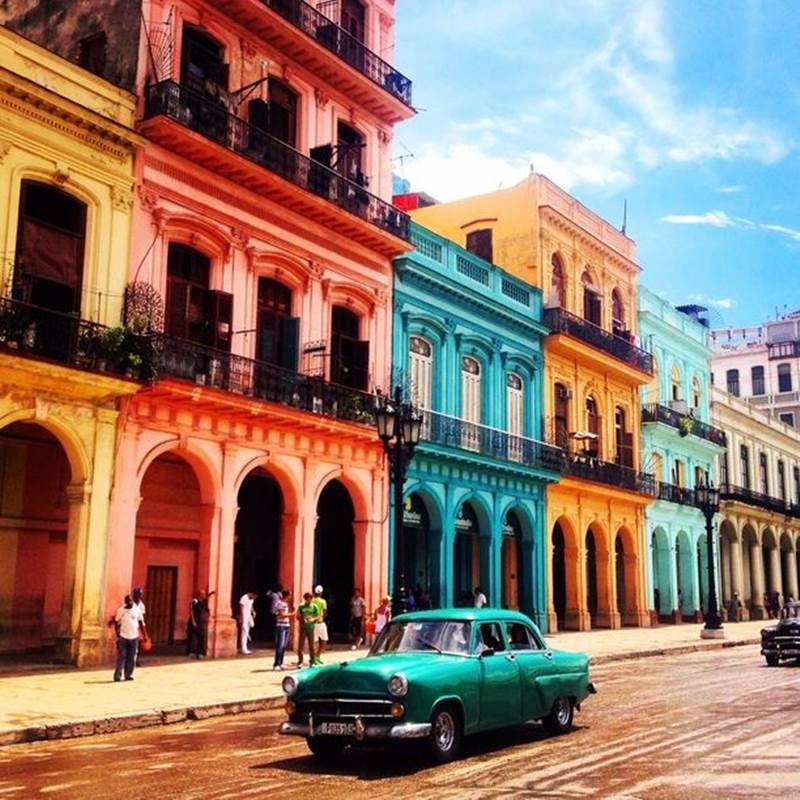 Win a Trip to Cuba