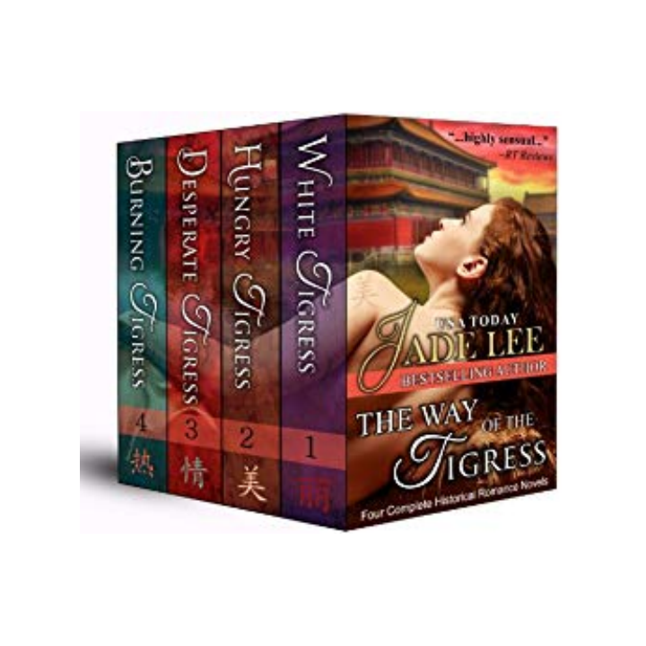 Win a Way of the Tigress Series + $25 Amazon Gift Card