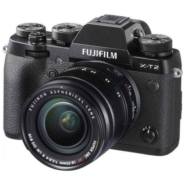 Win FUJIFILM X-T2 Camera + XF18-55mm Lens Kit