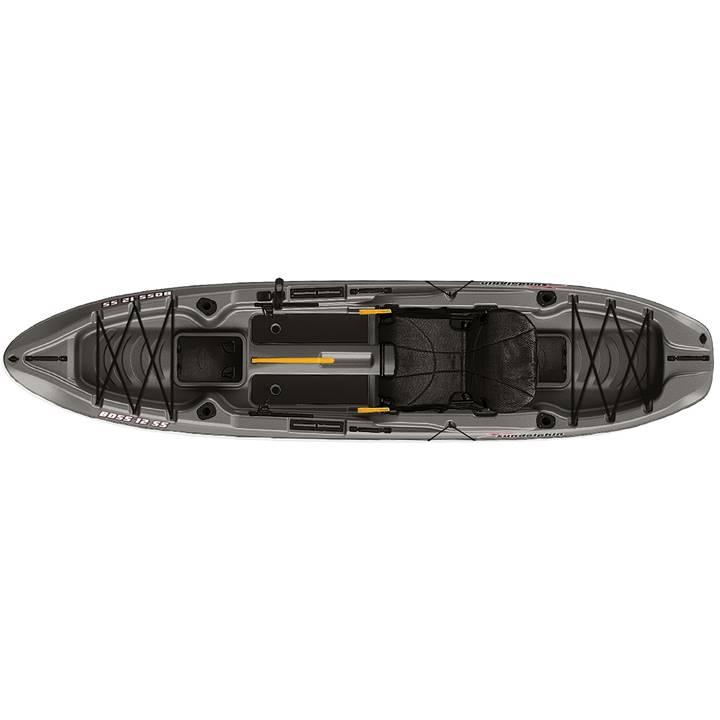 Win a SUNDOLPHIN Boss SS Sit-On/Stand On Top Angler Kayak