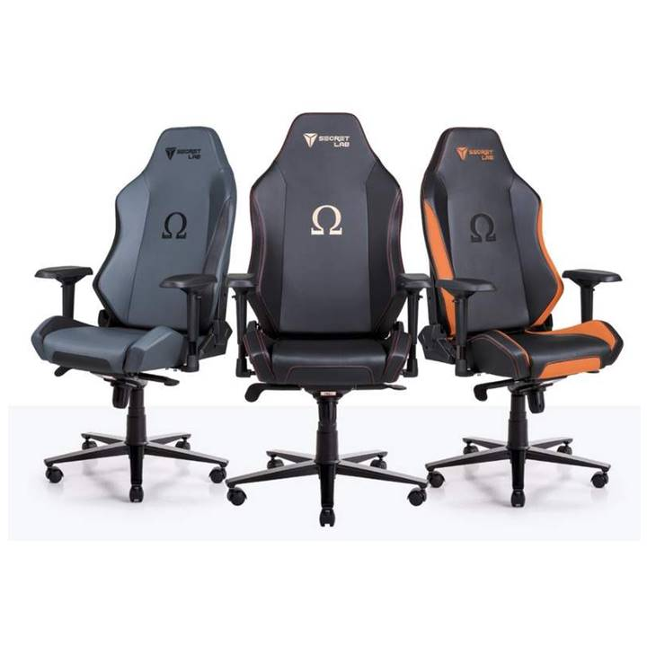 Win a Secretlab Omega Gaming Chair